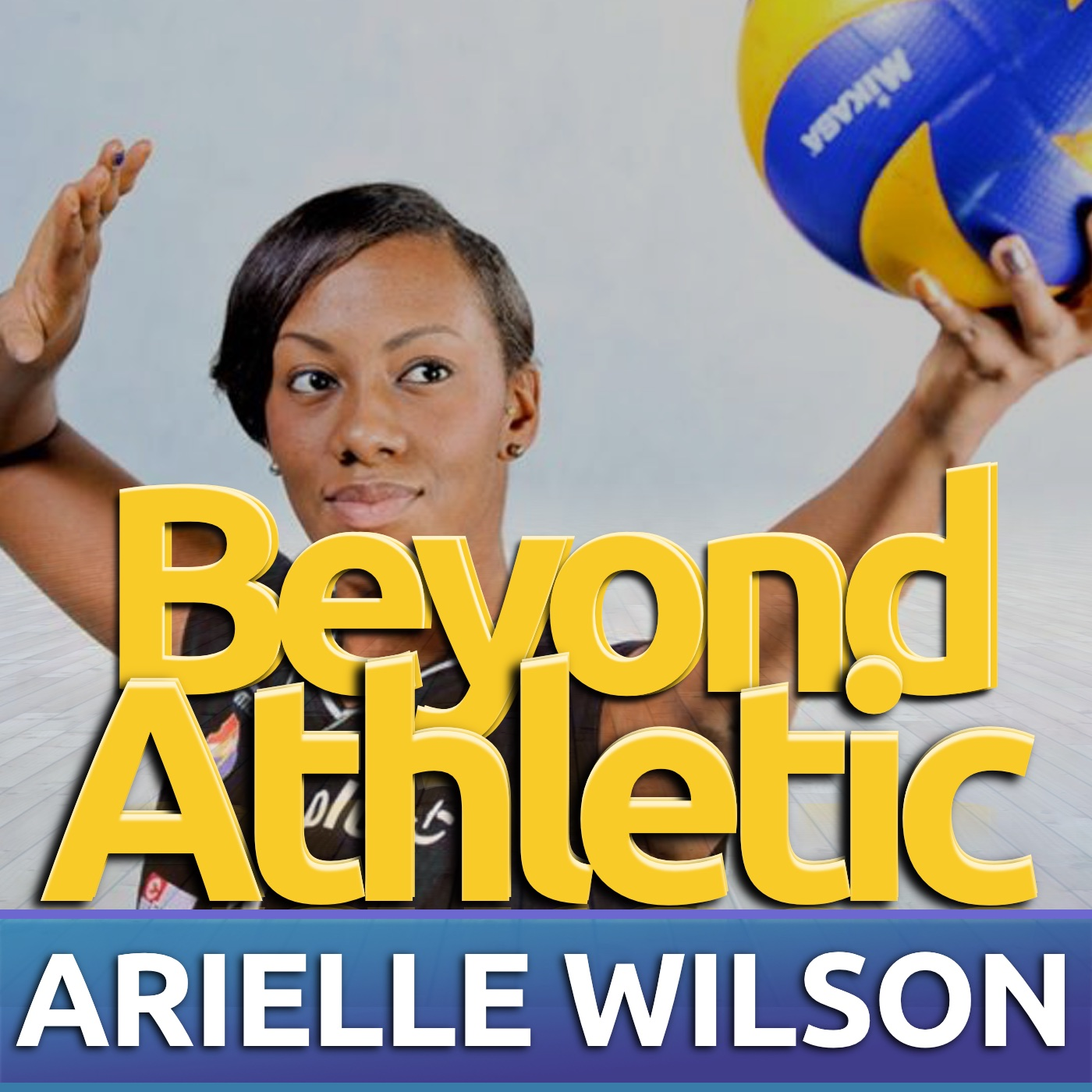 Arielle WILSON of Penn St & Team USA for Beyond Athletic