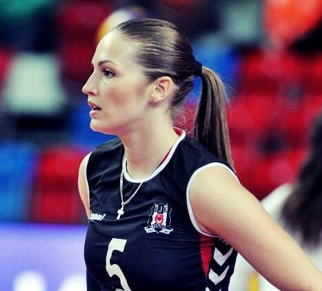 Elite Sport Students Mentor | Gabi KOEVA @ Besiktas (Pro Team in Turkey)