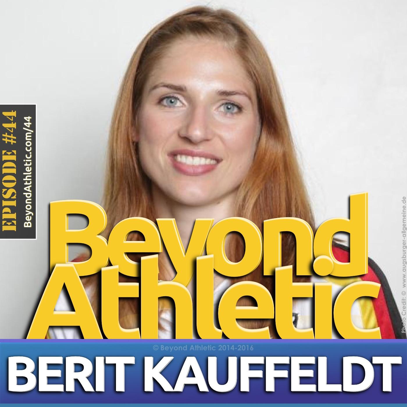 Berit Kauffeldt Beyond Athletic