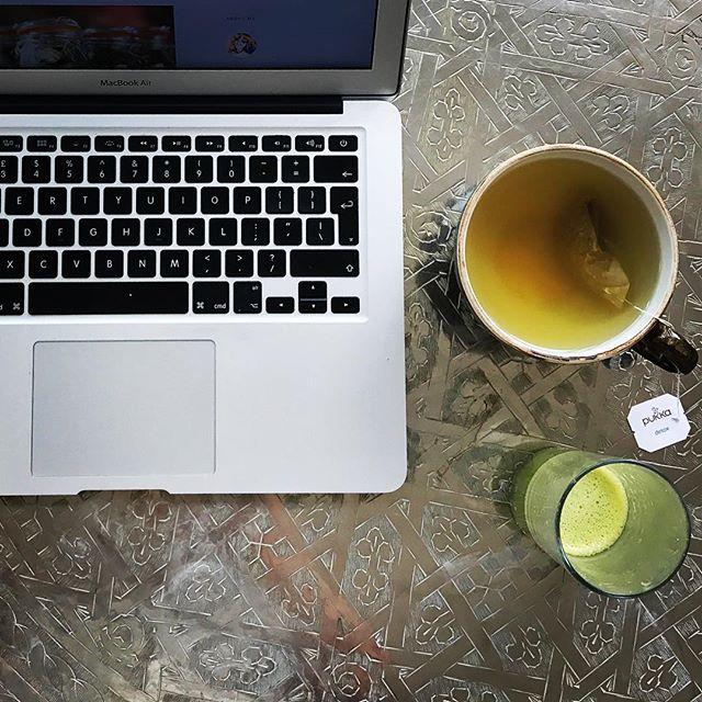 Creative juices. • • • • • #weareagentk #London #behindthescenes #kit #photography #photographer #canon #dslr #londonphotographer #agencylife #creative #portraits #interiors #flatlay #industrial #londonlife #bestoftheday #creativespaces #freelance #socialmedia #fwis #womenintech #womenindigital #inspiration #design #space #tea #pukkatea #print