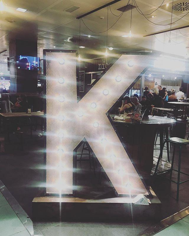 Put your name in lights! #MondayMood • • • #weareagentk #London #behindthescenes #photography #photographer #londonphotographer #canonbury #creative #industrial #bestoftheday #creativespaces #freelance #socialmedia #womenintech #womenindigital #inspiration #design #typography #lettering #type #font #abmlifeiscolourful #letterlight #communityfirst #reflection #ibiza #presstrip #blog