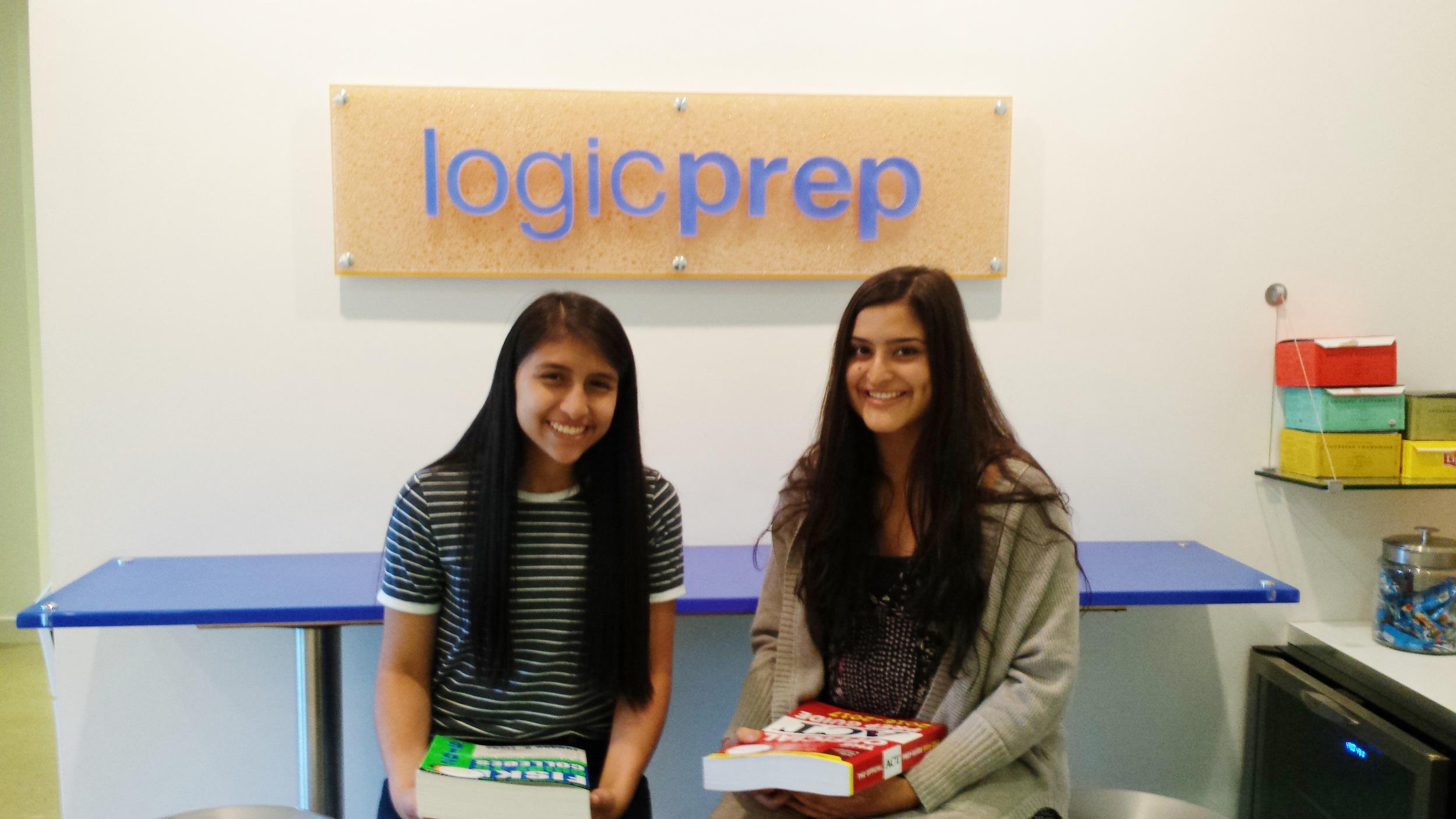 Andrea (MIT) & Ariana (Columbia)