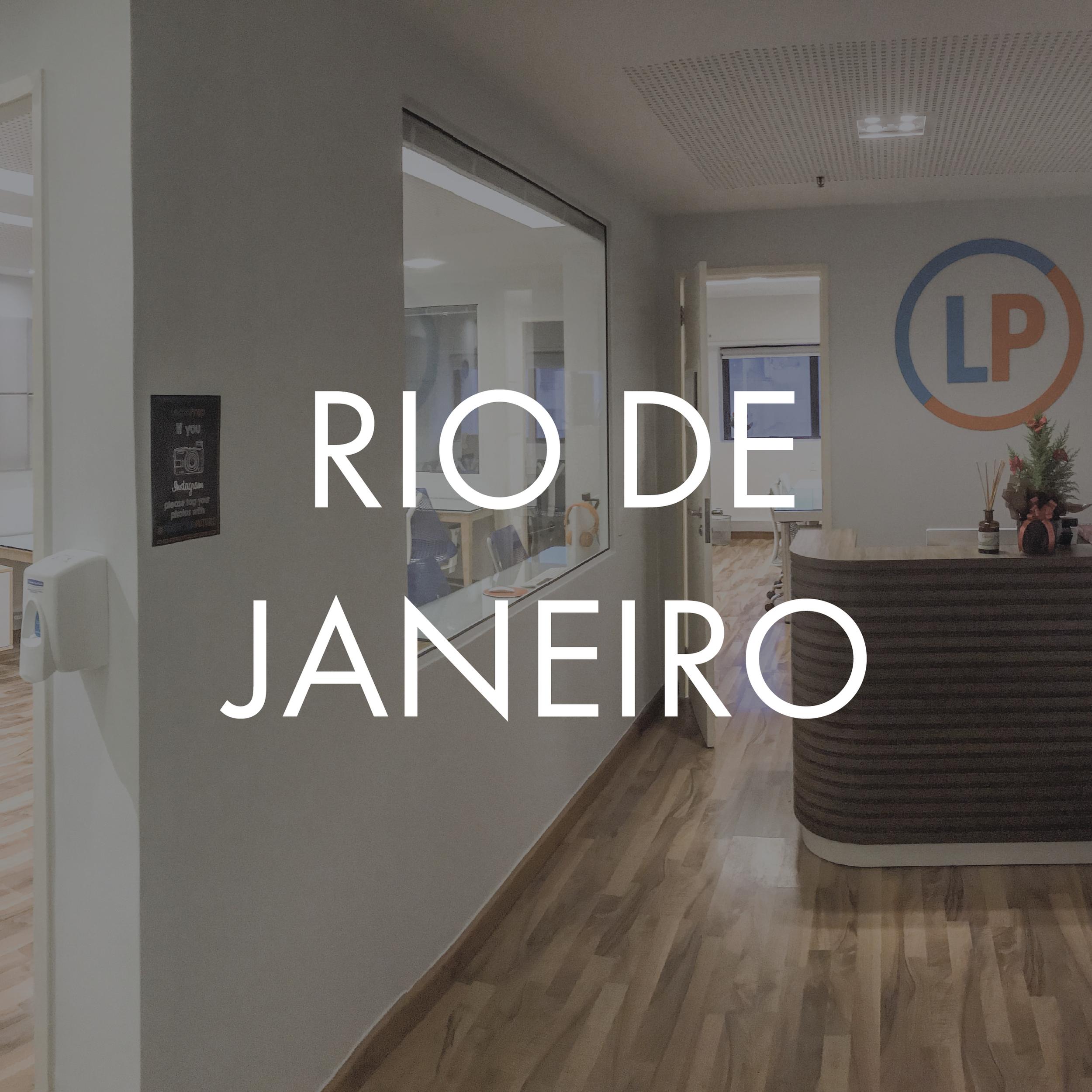 LogicPrep Rio de Janeiro