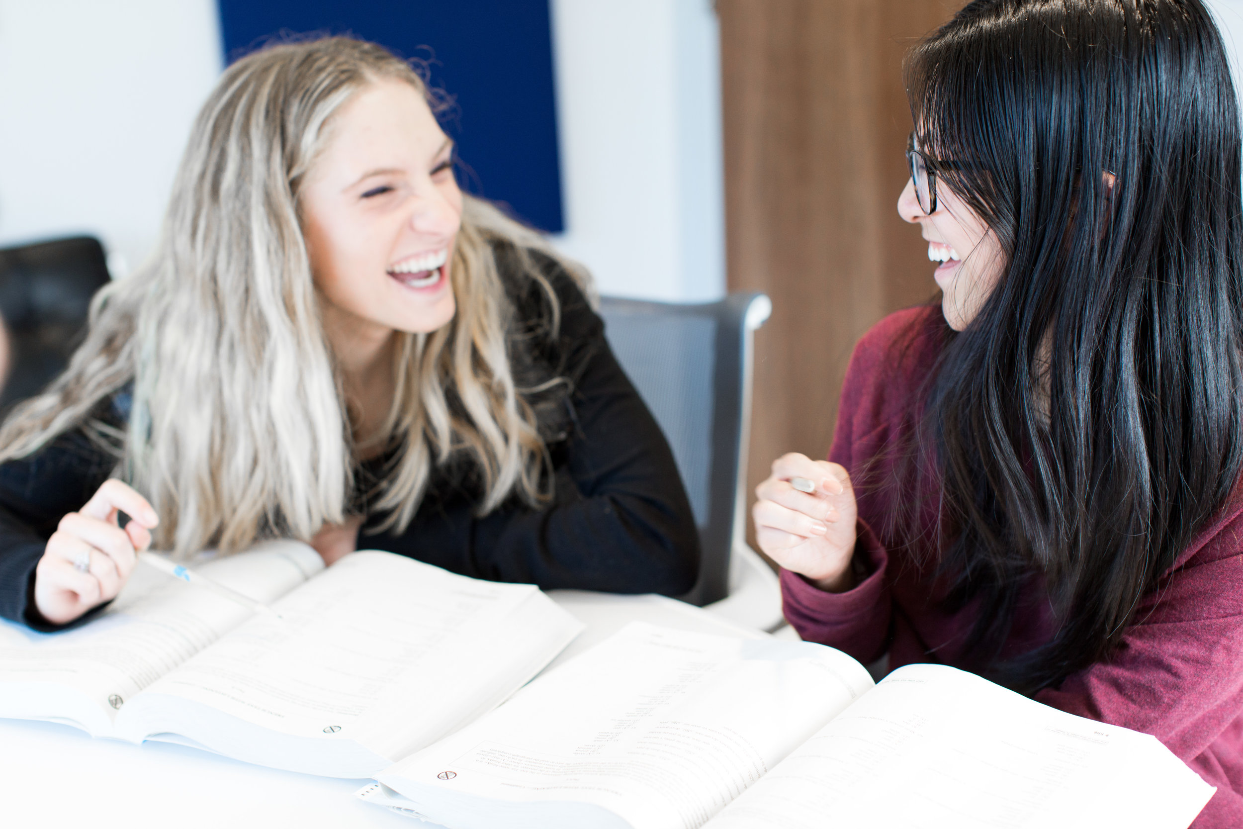 2 female students laughing.jpg