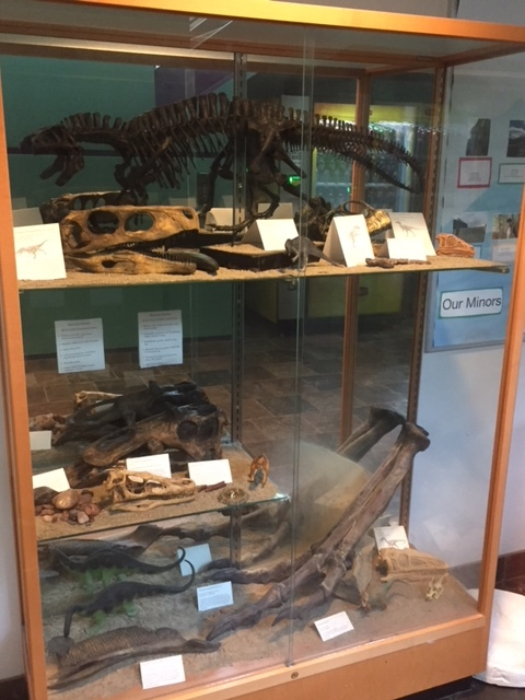 Dinosaurs at Skidmore.JPG
