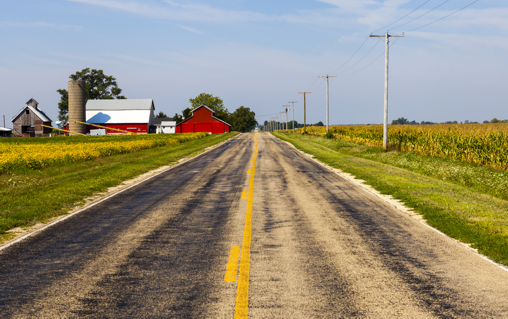 Iowa Center for Transportation Research - Centralizing pavement management support services and distributing pavement management decision making to the local agencies efficiently divides responsibilities while encouraging the statewide use of pavement management systems.