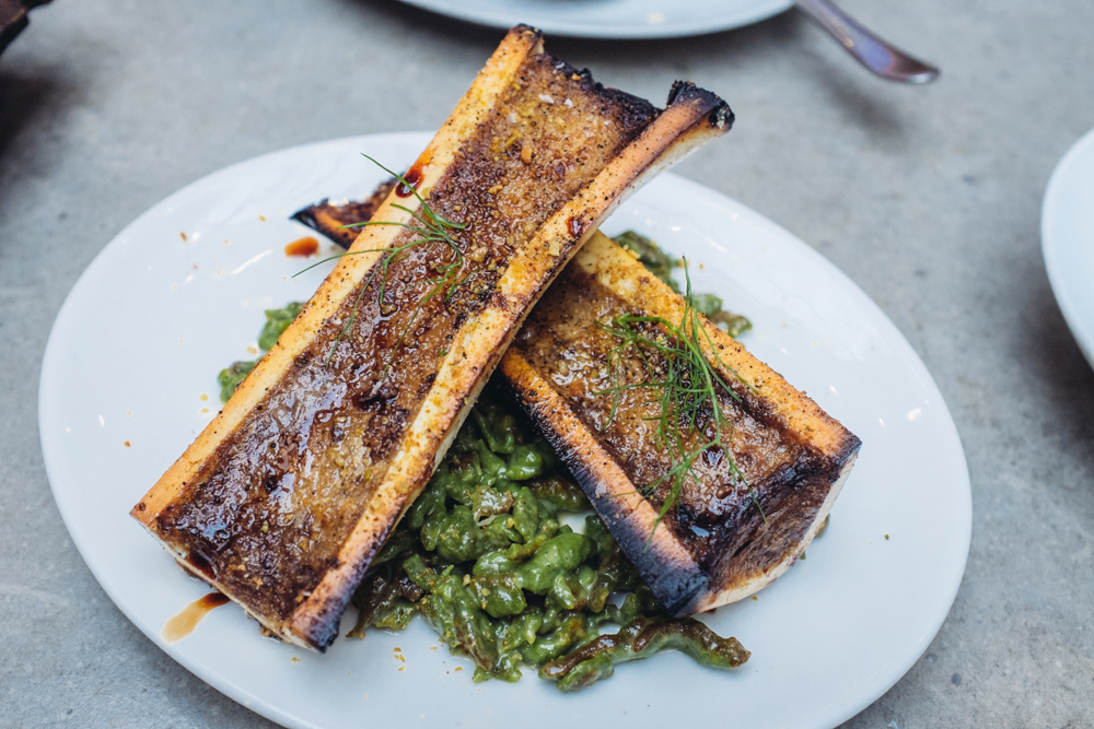 Roasted Marrow Bone