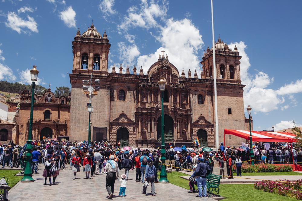 La Catedral Del Cuzco