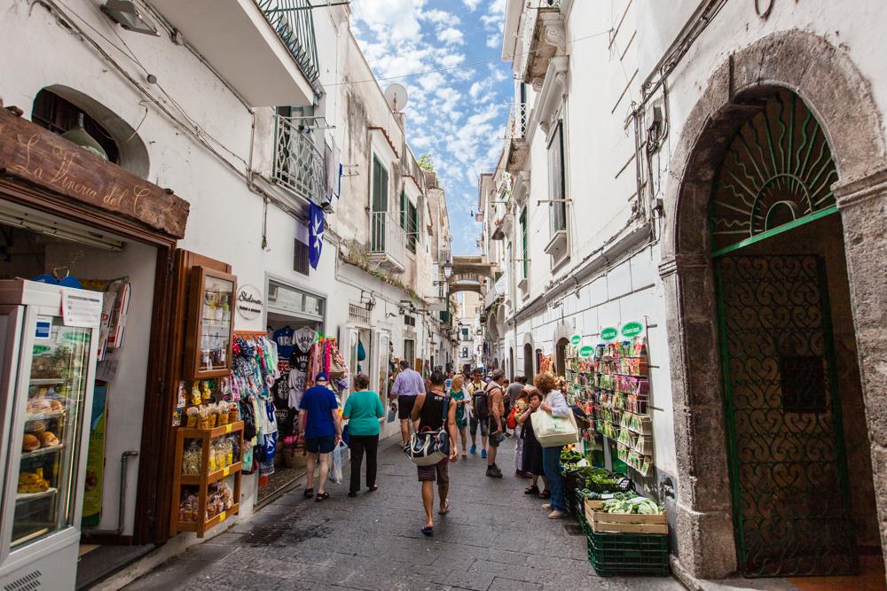 Italy's version of Diagon Alley