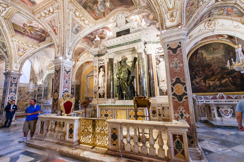The Shrine of St. Andrew