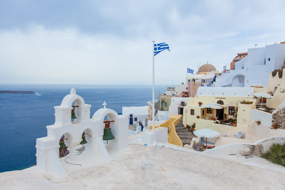 We spent the rest of the afternoon walking around Oia.
