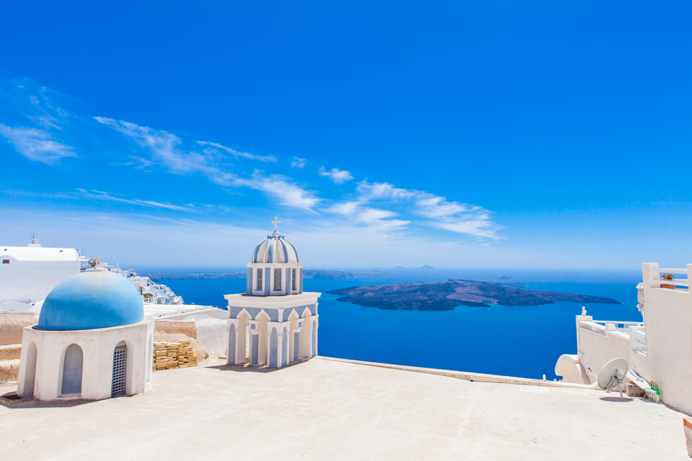 These churches have some of the best views in the world.