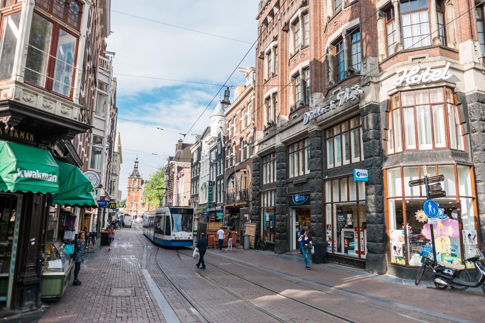 Leidseplein shops