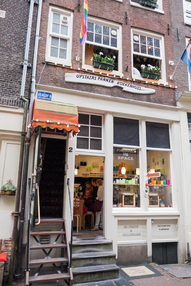 The Upstairs Pancake House is a quirky little restaurant. It is the smallest restaurant in Europe with only 4 tables. Luckily, we were able to make a reservation for the same day (we arrived around 11am, our reservation was for 3pm).