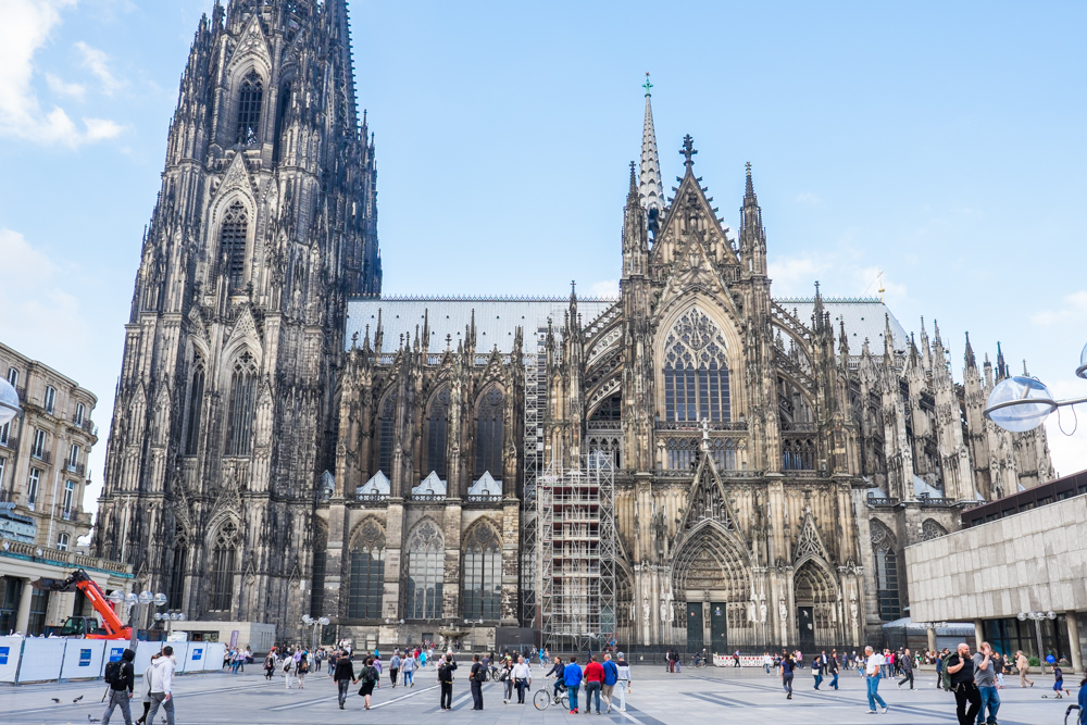 The Cologne Cathedral — Thomas Chen Photography