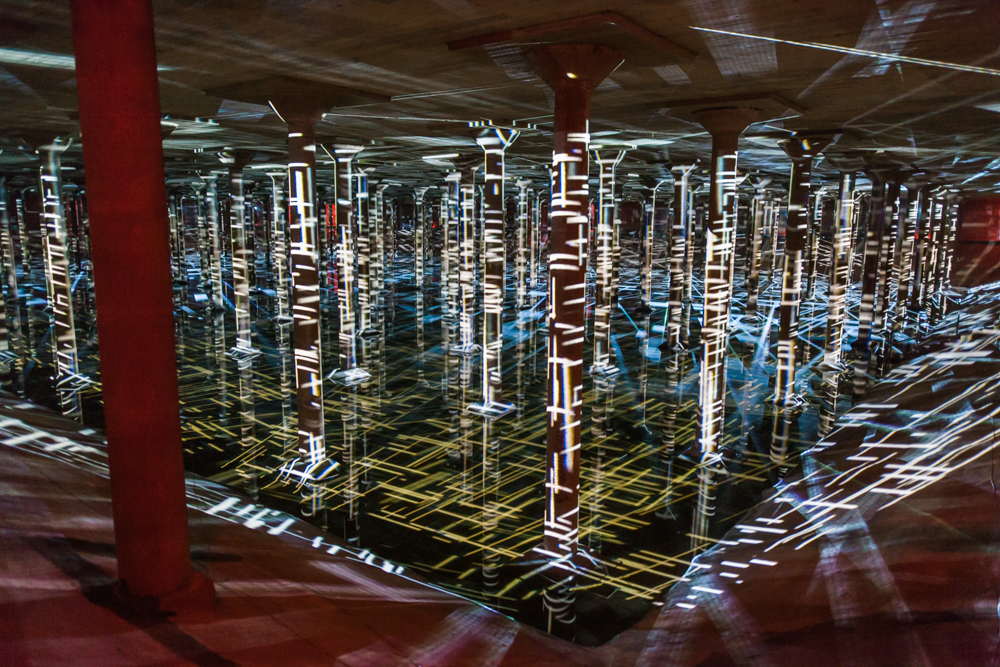 magdalena fernandez at the houston cistern