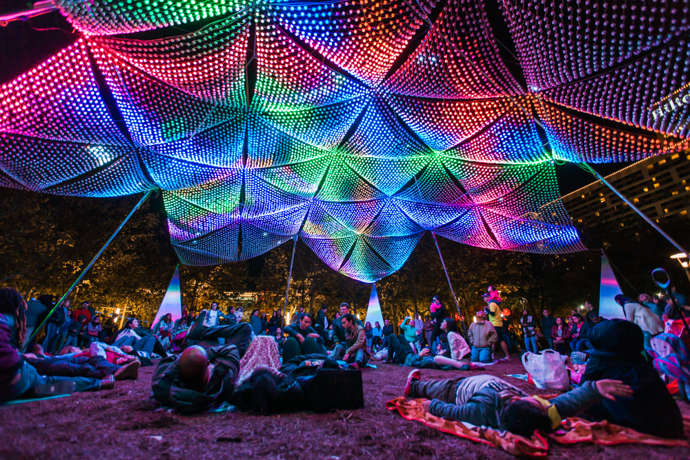 firmament discovery green houston