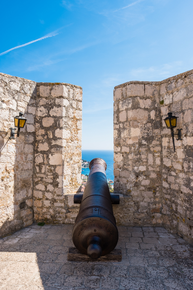 Another view from Hvar Fort