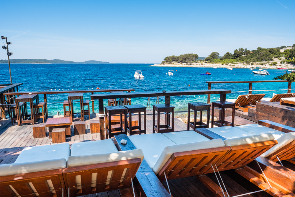 Tourism is one of Hvar's biggest industries. If you're not one for crowds, late May is one of the the best times to go (which is also pre-Yacht week)