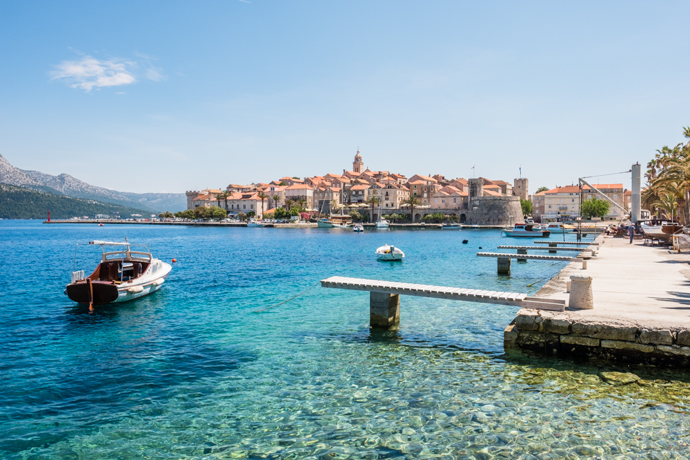 Because Korcula is such a small town, there is not a whole lot to do (especially in off-season). However, it's beauty makes up for what it lacks in activities.
