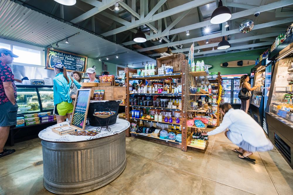 Inside Kuau Store