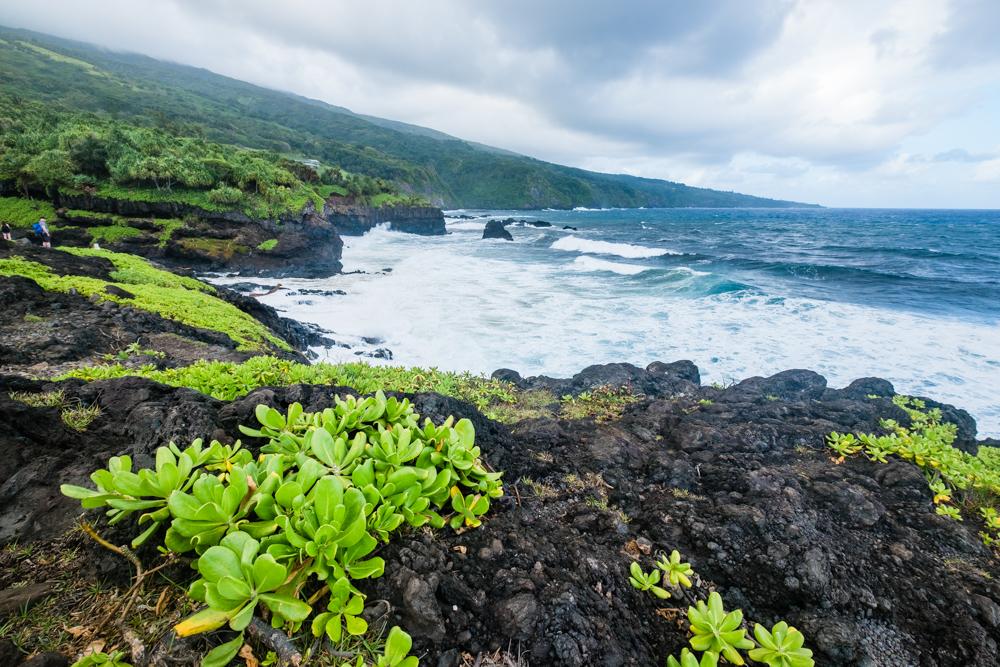 seven sacred pools ohe'o maui hawaii