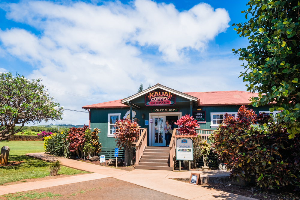 kauai coffee company hawaii