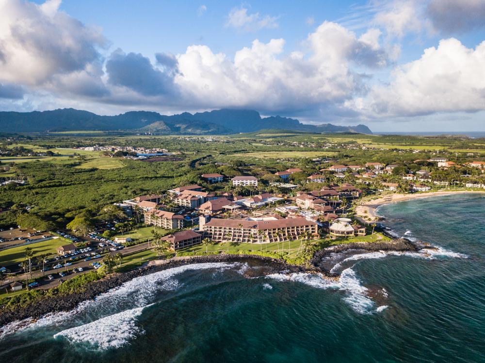 sheraton kauai resort hawaii