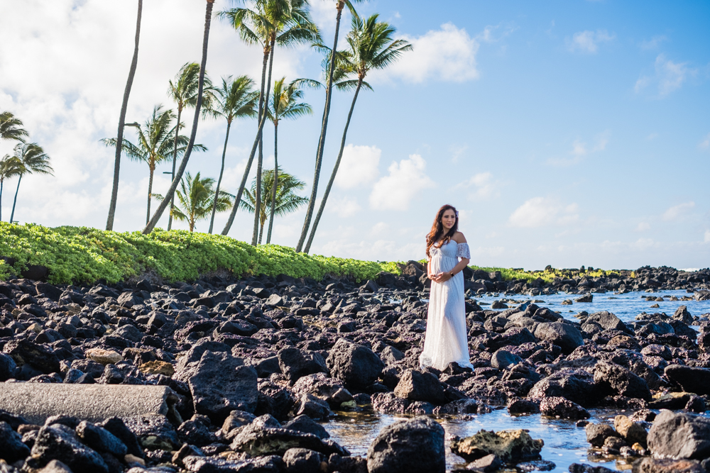 maternity pregnancy kauai hawaii