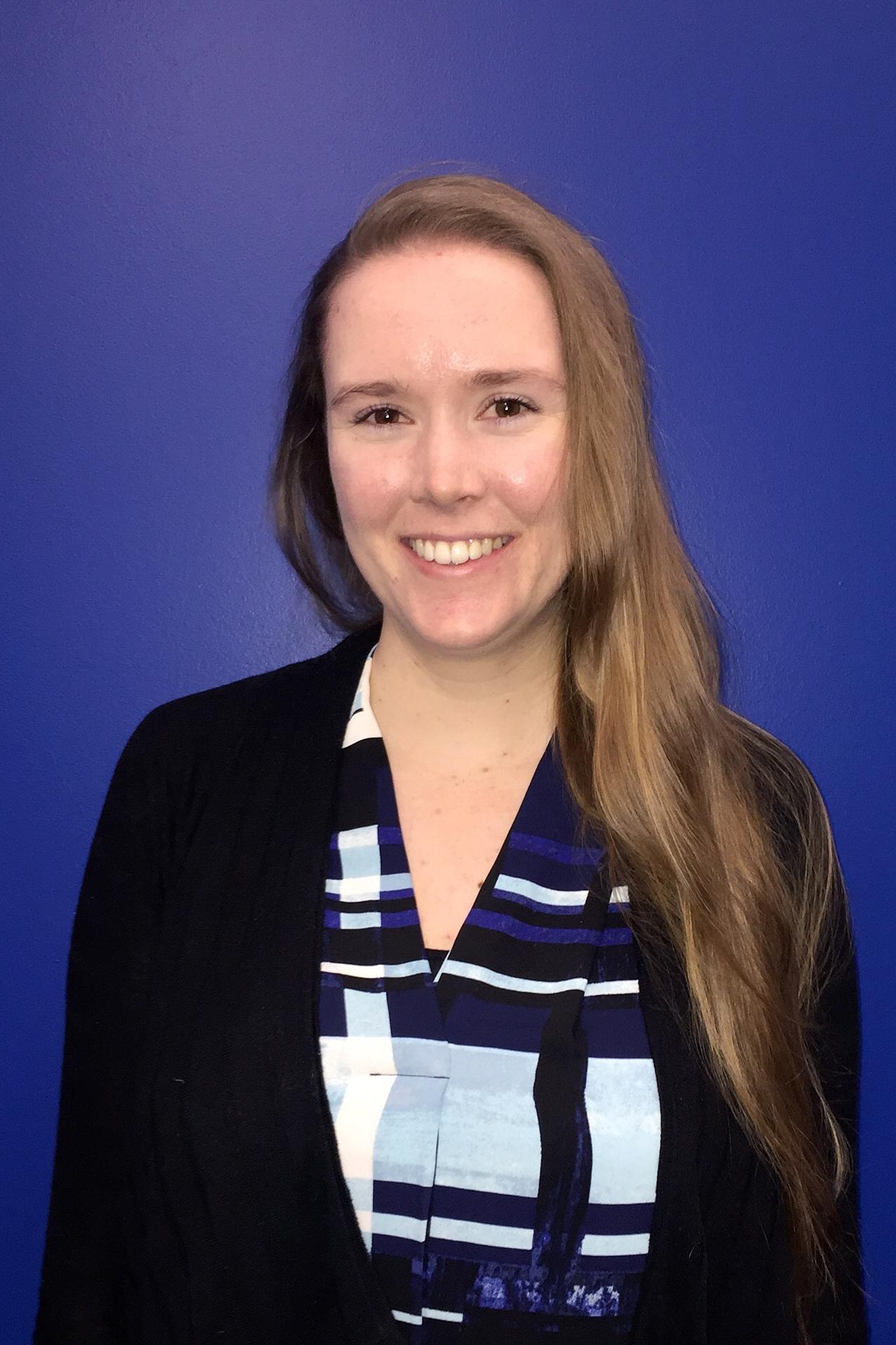 Amanda Taylor     Geological Modeller