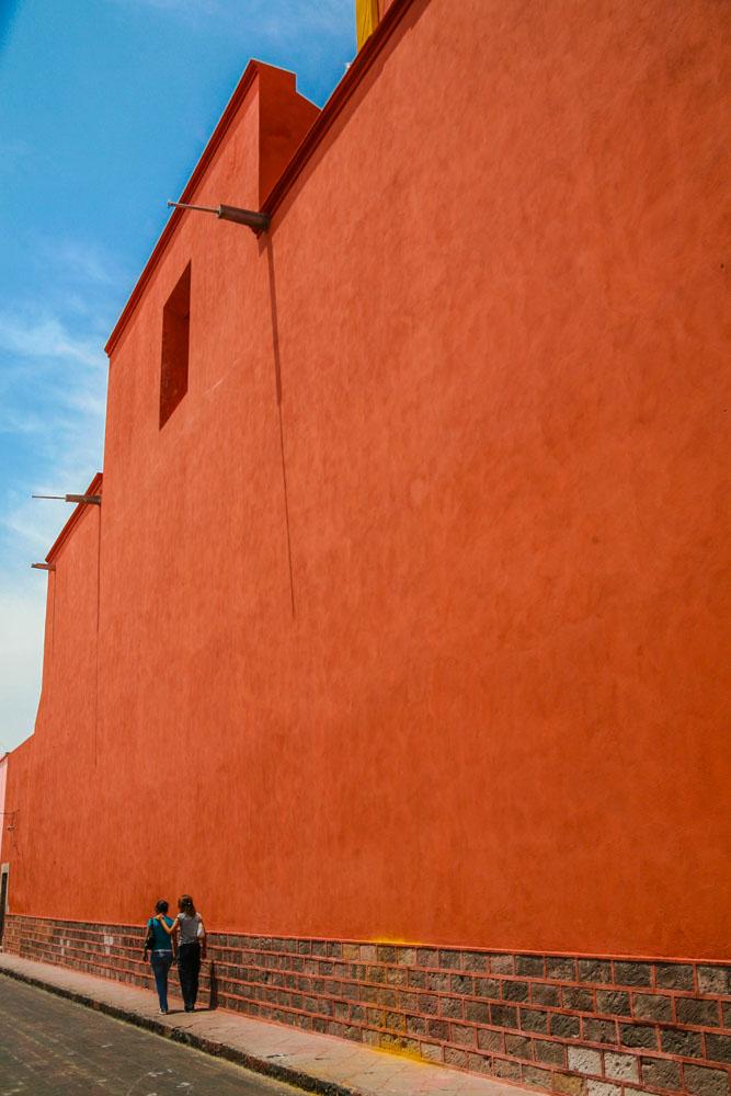 Querétaro, Mexico, 2007