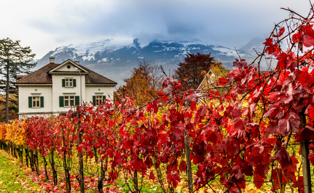 Vaduz, Liechtenstein, 2009