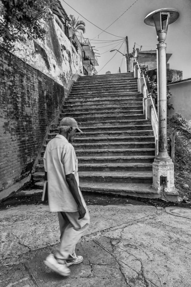 Escalinata del Callejón Santiago