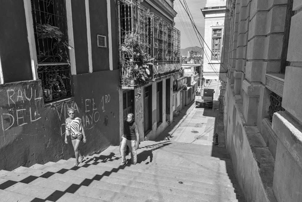 Escalinata de Lauro Fuentes y Corona