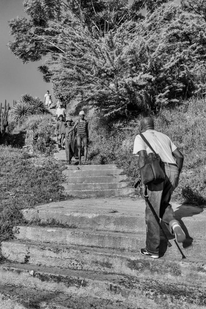 Escalinata de Artes y Oficios