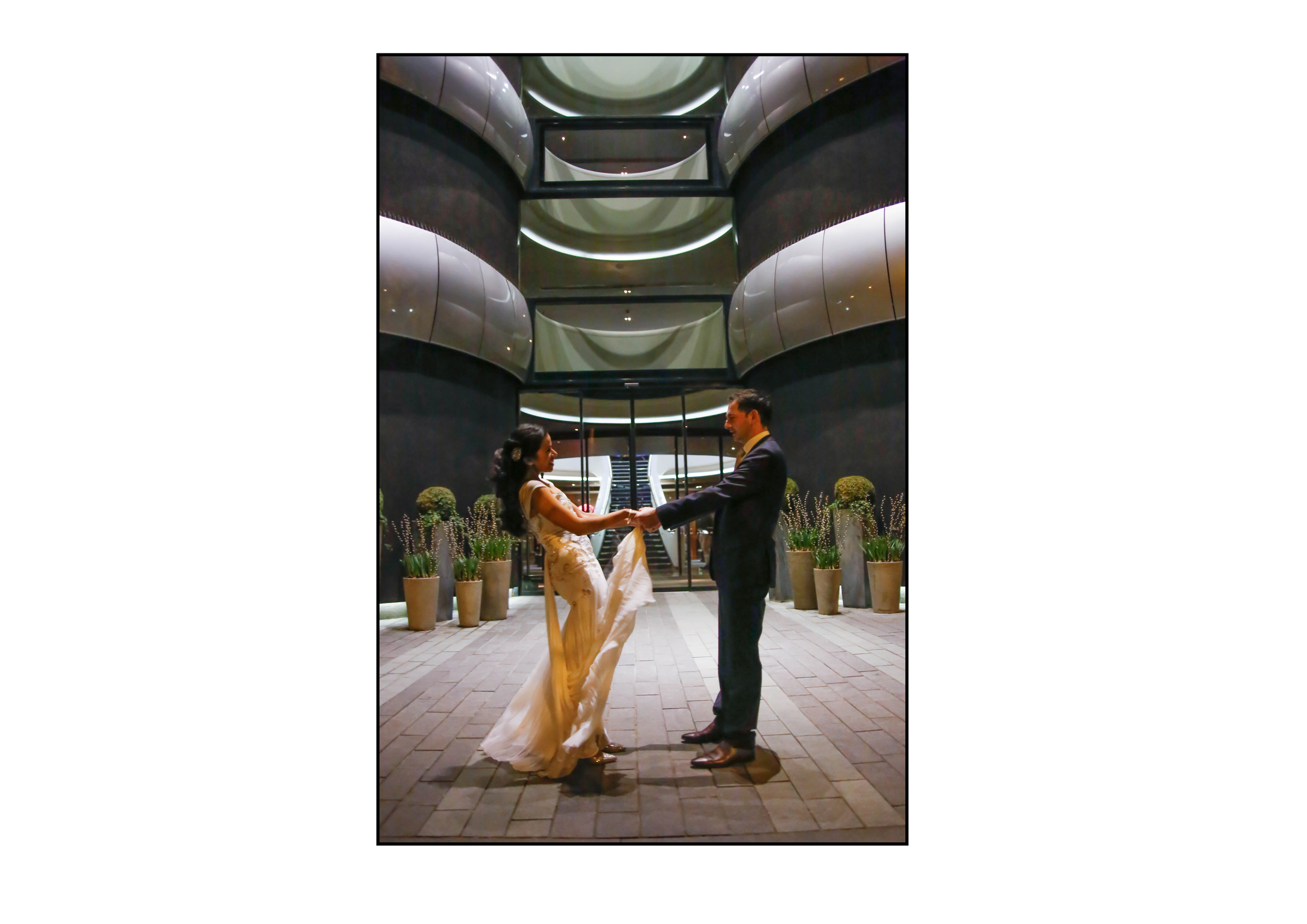 Aviator hotel Nick Allsop Wedding Photography Cardiff Wedding Photo
