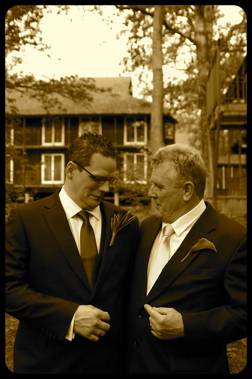 Marwell Hotel Groom  and father Wedding photo cardiff best