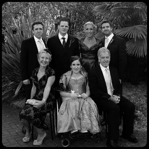 Marwell Hotel Family of the bride Wedding photo cardiff best