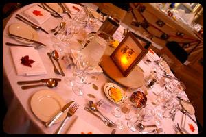 Marwell Hotel Table setting Wedding photo cardiff best
