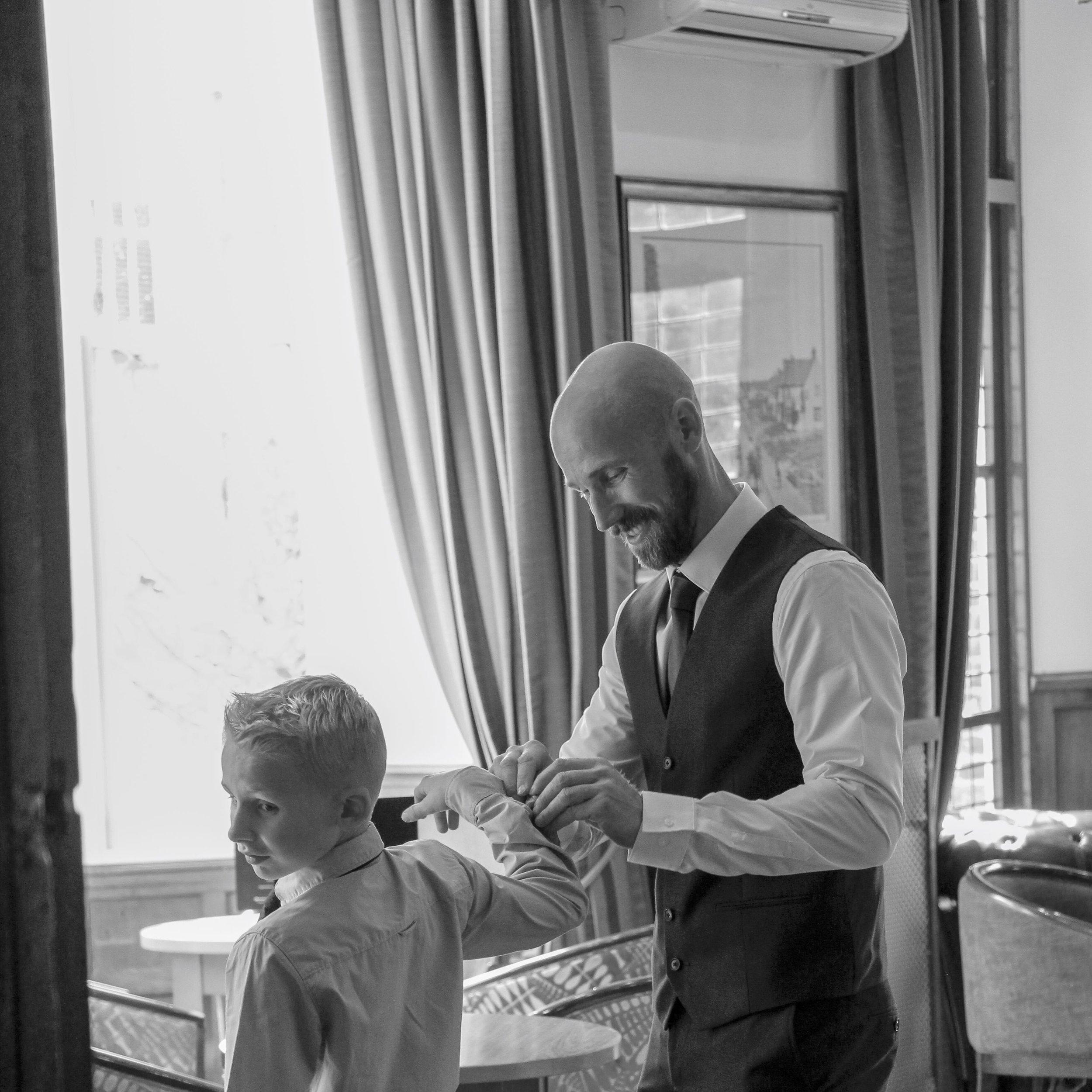 Caroline & Stuart Letchworth Hall Wedding 9