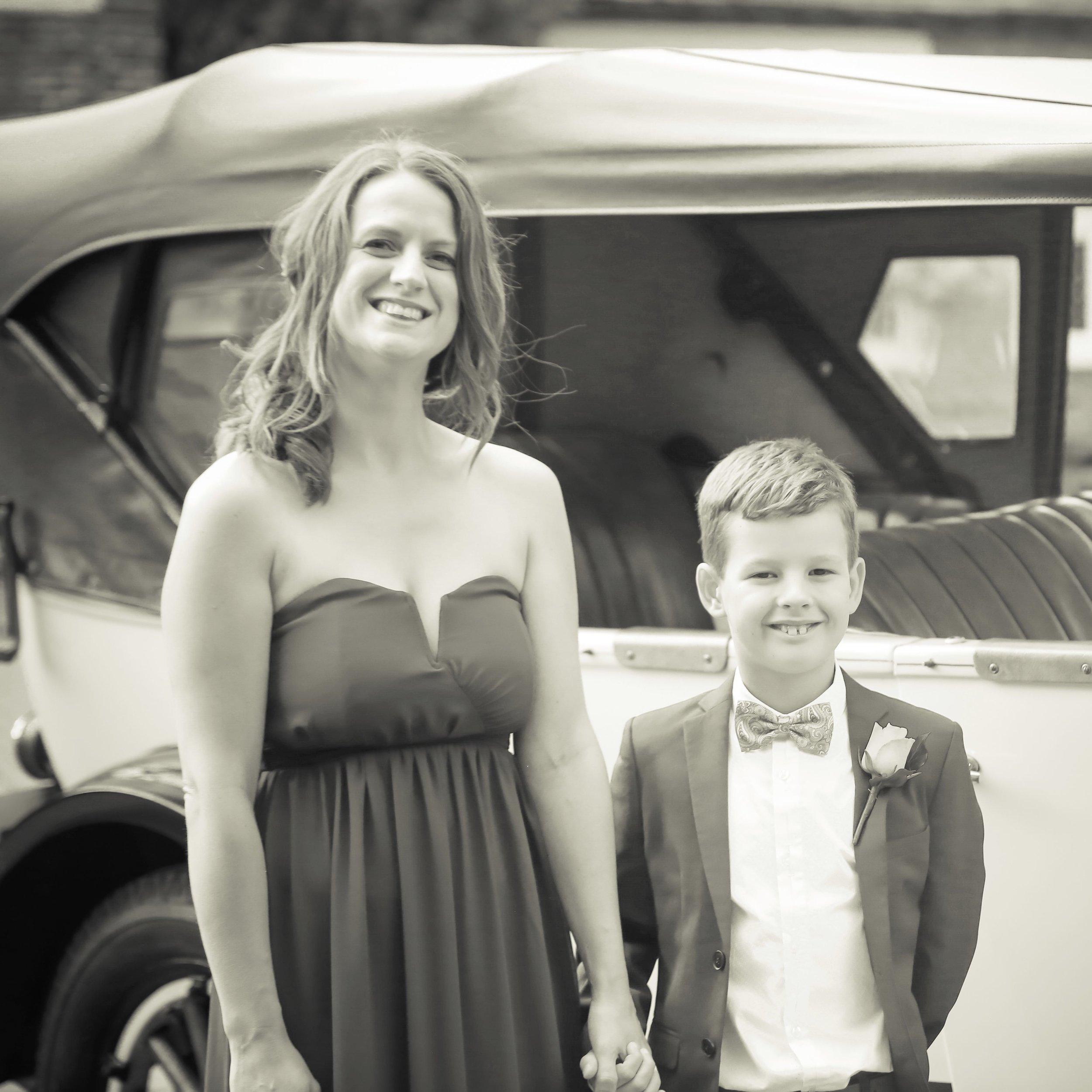 Caroline & Stuart Letchworth Hall Wedding 10