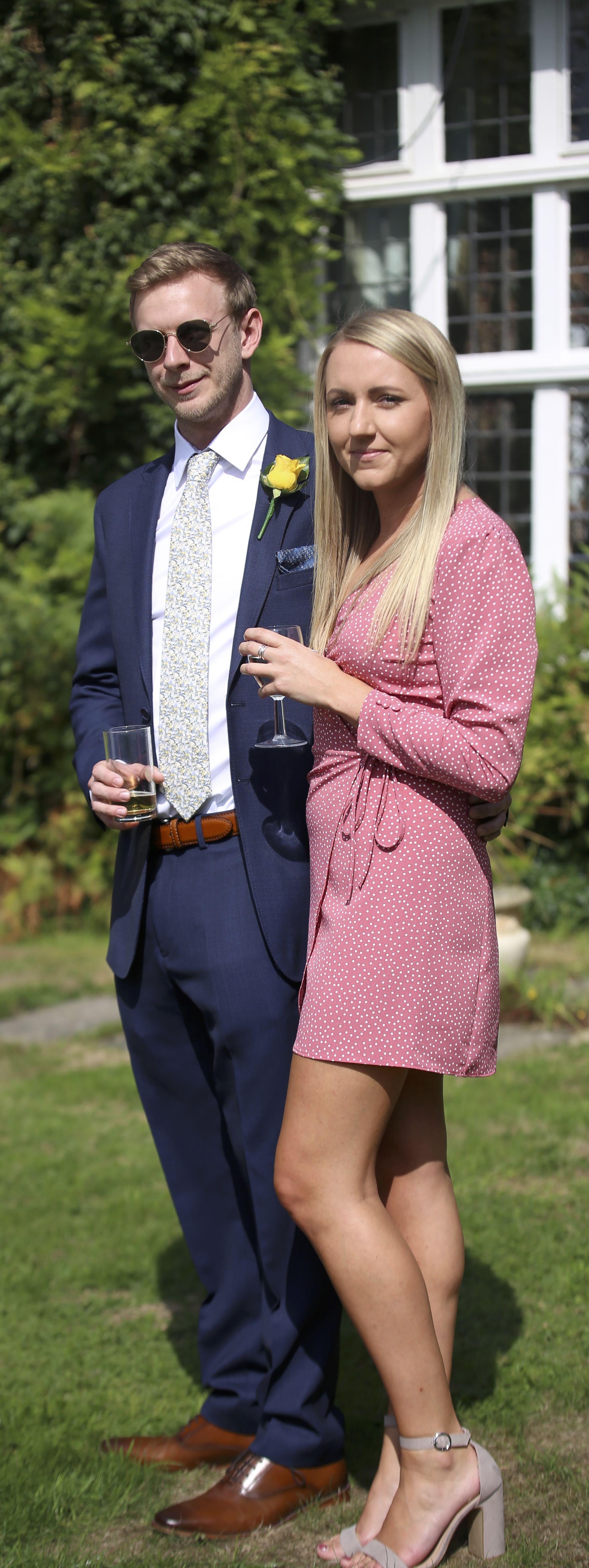 Caroline & Stuart Letchworth Hall Wedding 14