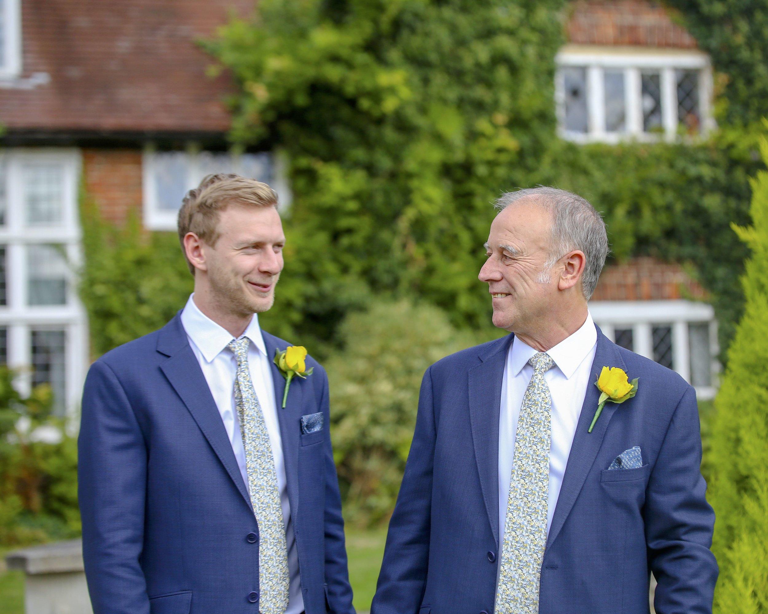 Caroline & Stuart Letchworth Hall Wedding 15