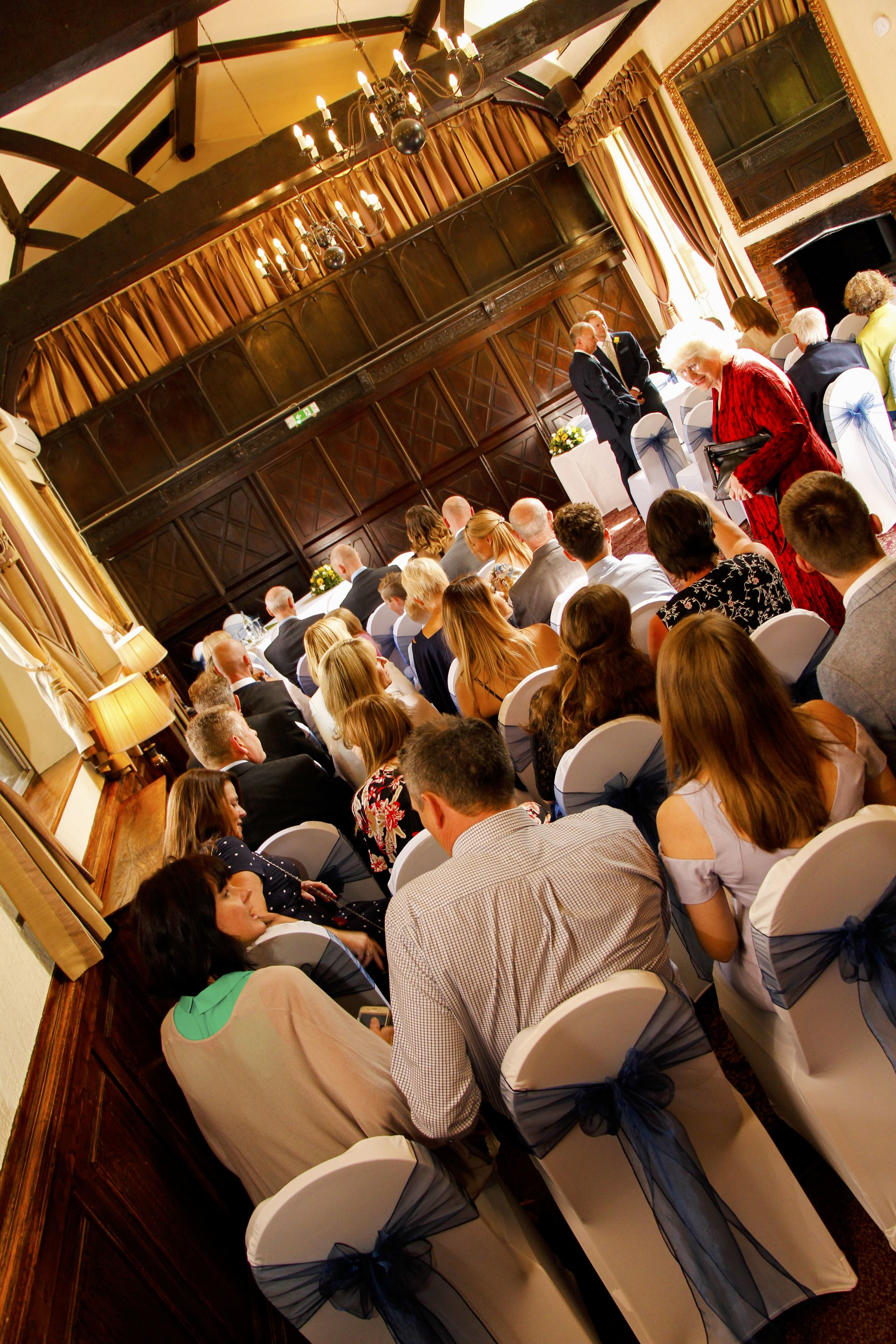 Caroline & Stuart Letchworth Hall Wedding 16