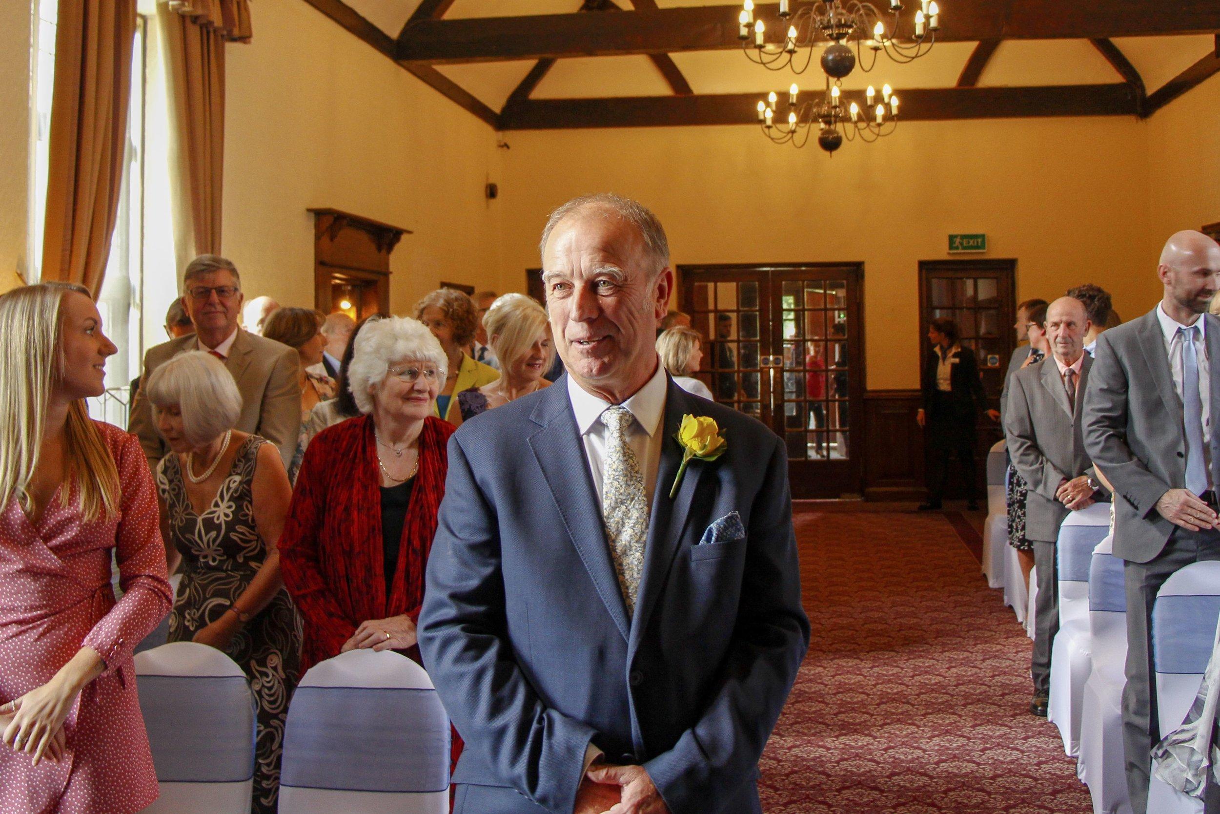 Caroline & Stuart Letchworth Hall Wedding 18