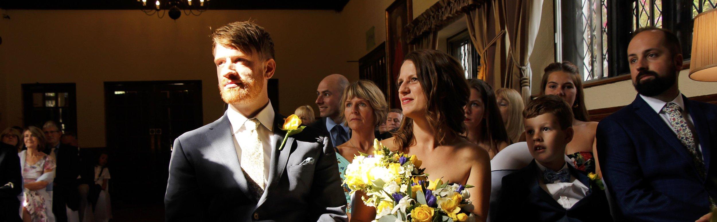 Caroline & Stuart Letchworth Hall Wedding 19