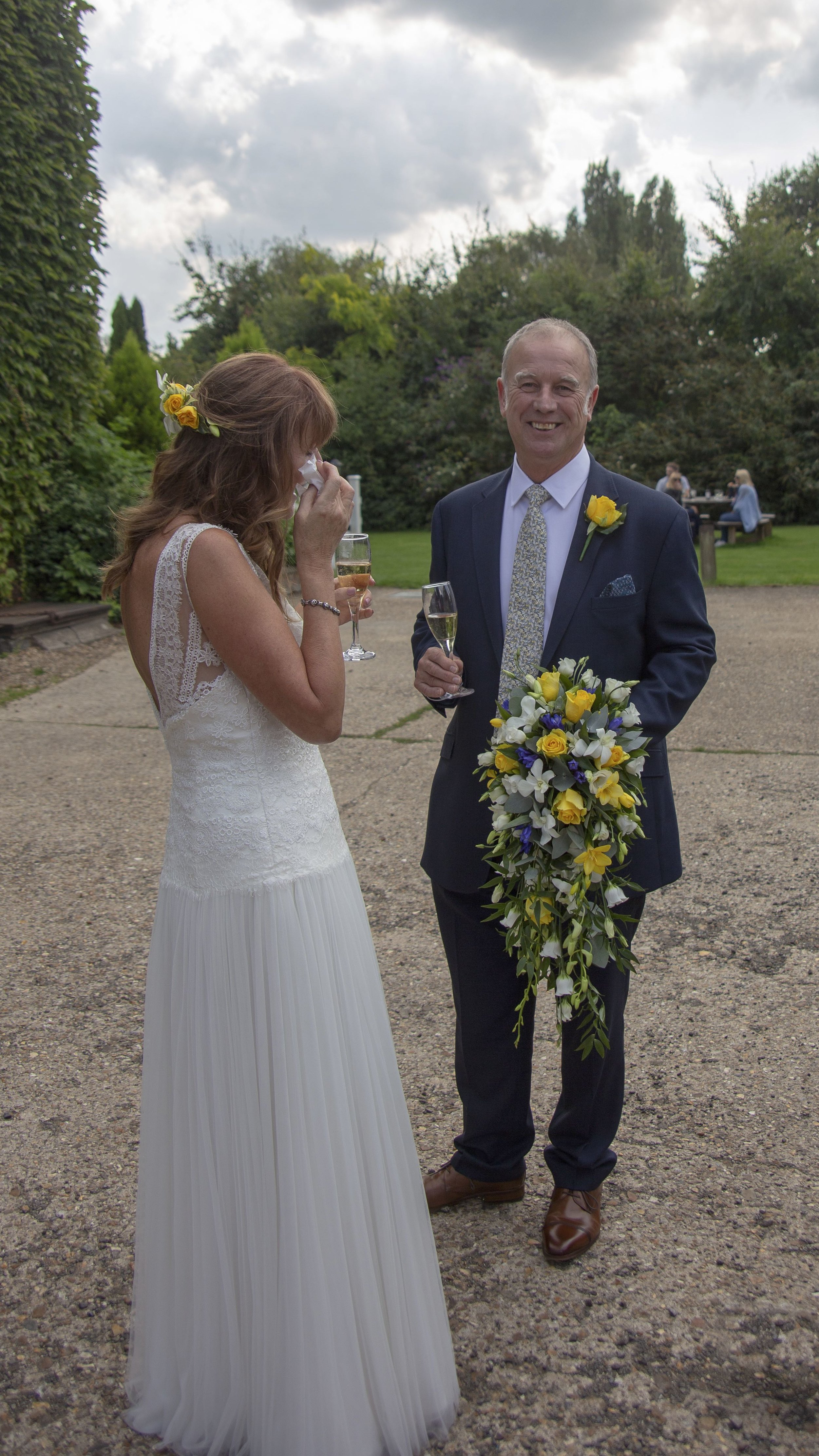 Caroline & Stuart Letchworth Hall Wedding 30