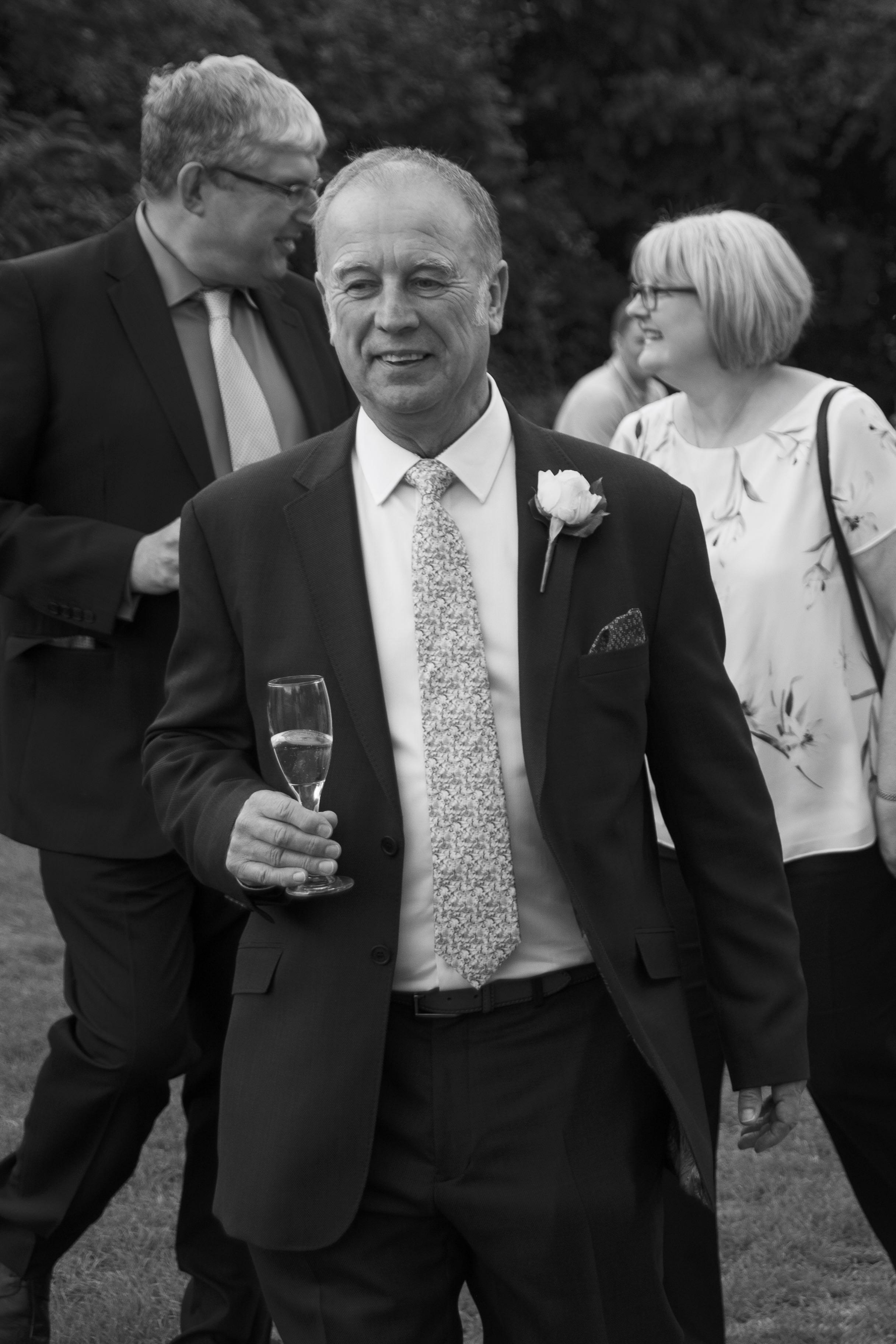 Caroline & Stuart Letchworth Hall Wedding 32