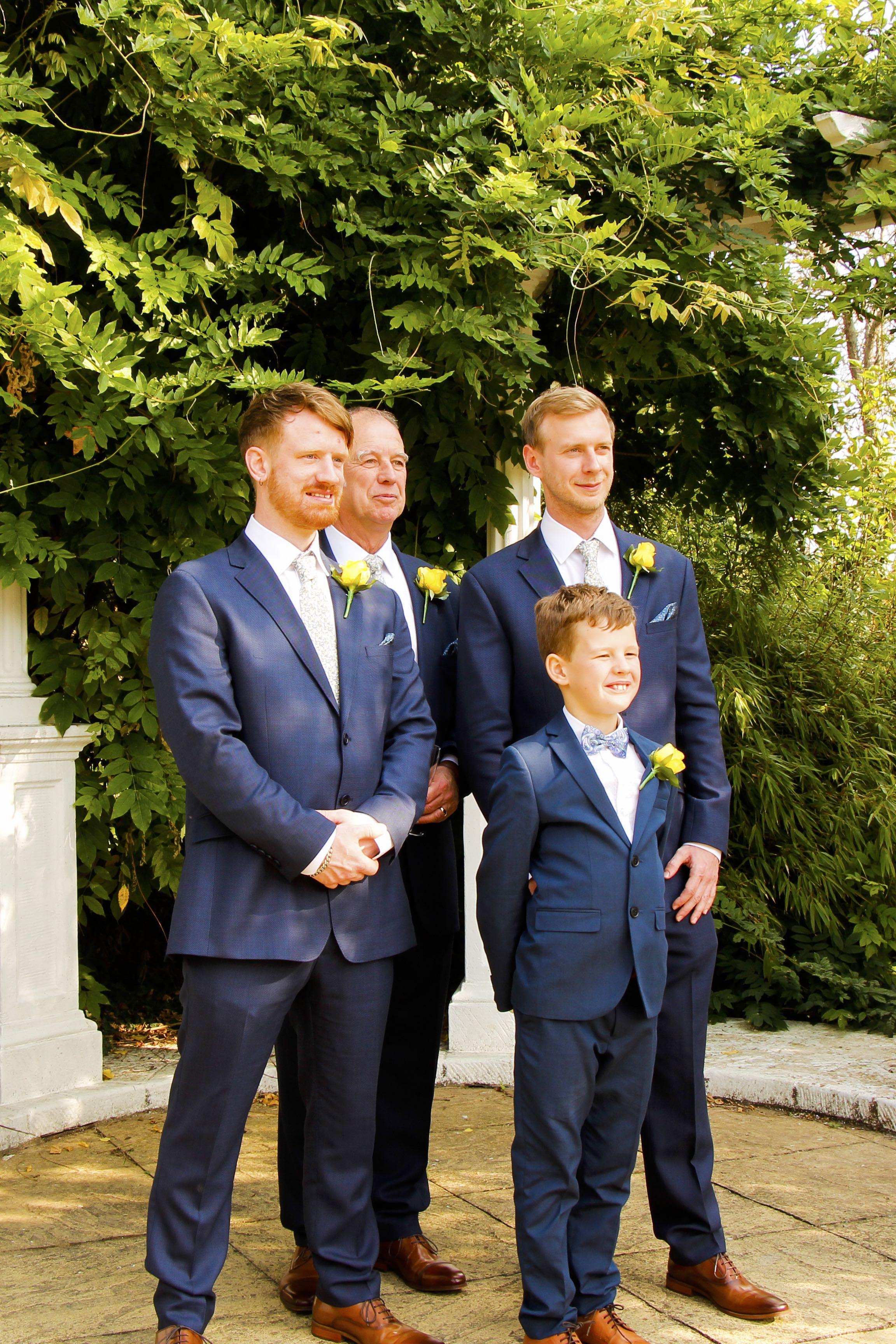 Caroline & Stuart Letchworth Hall Wedding  39