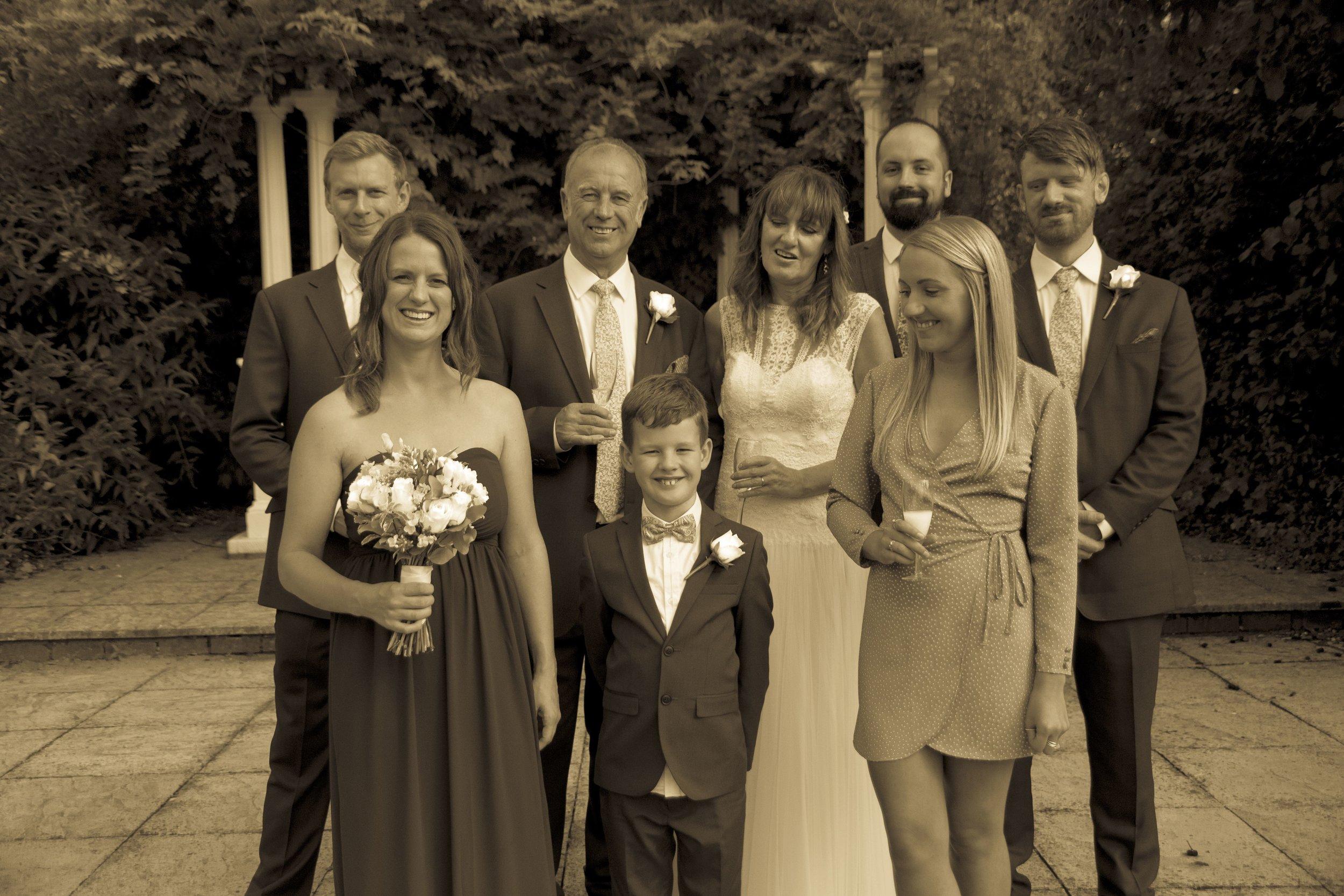 Caroline & Stuart Letchworth Hall Wedding 41